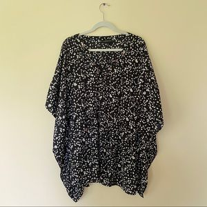 Lane Bryant NeverWorn Kimono Style Plus Size 26/28